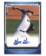 2011 Topps Pro Debut Solo Signatures #GG Garrett Gould NM-MT (Autographed)  - $10.00