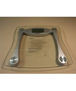 Taylor Digital Scale Bathroom Style Clear/Silver 440LB Capacity 7516 Glass - $31.30