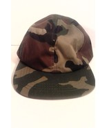 ROTHCO COMBAT CERTIFIED CAMMO CAMOUFLAGE MILITARY HAT CAP GREEN - $14.95