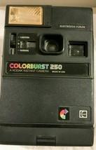 Vintage Kodak Colorburst 250 Instant Camera USA Electronic Flash     SKU 027-70 - $22.95