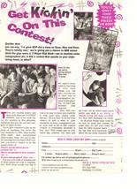 Max Elliott Slade teen magazine pinup clipping contest time cute boys Big Bopper