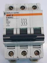 Merlin Gerin C60HC Multi9 C2 Circuit Breaker 25668 - $29.10