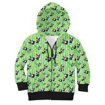 Panda Bears Kids Zip Up Hoodie - $73.99+