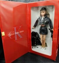 1996 Barbie Doll Bloomingdale's Limited Edition Calvin Klein, Mattel - $742.50