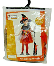 Charmed Witch Toddlers Size Med 3-4 Costume California Costumes - $19.75