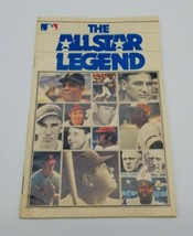 The All Star Legend 1977 MLB Major League Baseball Magazine Pocket Booklet - $11.76