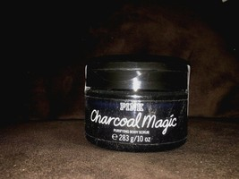 New Sealed Victoria´S Secret /PINK Charcoal Magic Purifying Body Scrub - $13.00