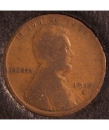 1915-D Lincoln Wheat Back Penny G #0584 - $1.99