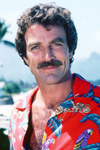 Tom Selleck Hawaiian Shirt Magnum Print 18x24 Poster - $23.99