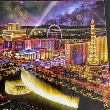 Buffalo Games Las Vegas Noche 300 Piezas Puzzle Completo - $8.28