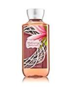 Mahogany Teakwood Shea & Vitamin E Shower Gel 10 oz 295 ml By Bath & Bod... - $18.00