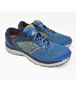 New Balance 860v7 Men's Sz 13D EU 47.5 Blue Sports Running Hiking Trail ... - $29.95