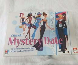 Classic Mystery Date Board Game by Milton Bradley 2005 Edition Missing 1... - $24.99