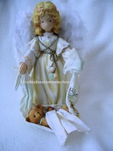 Cherished Teddies Threads of Heaven Blessing From Above 2005 Used No Box - $26.68
