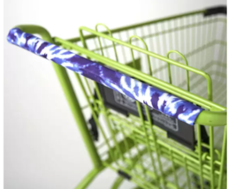 Shopping Cart Germ Protector Tie Dye - $4.95