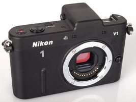 Nikon Single-Lens Mirrorless Camera Nikon 1 (Nikonwan) V1 (Buiwan) Body ... - $536.38