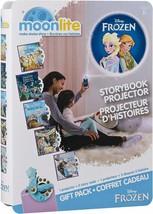"Moonlite ""Disney Frozen"" Storybook (1 Projector + 5 Story Reels, Gift Pack, New) - $15.04"