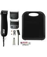 Wahl KM2 HEAVY DUTY Clipper KIT&ULTIMATE 10,5F Blade Set Pet Dog Cat Gro... - $257.22
