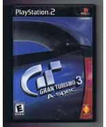 ORIGINAL Vintage 2006 Playstation 2 PS2 Gran Turismo 3 Racing - $32.57