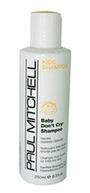 Paul Mitchell Baby Dont Cry Shampoo Former Packaging 33.8 oz - $59.99
