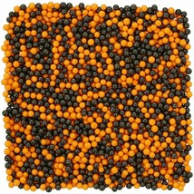 Halloween Nonpareils Sprinkles Mix 4.65 oz Decorations Wilton - $4.45