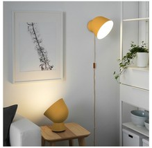 IKEA PS 2017 Table/wall lamp, white and golden brown available - $63.99