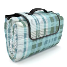 Extra Large Picnic Blanket Waterproof Foldable Beach Camping Outdoor Mat... - €42,99 EUR