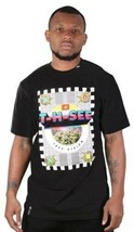 LRG Hombre T-H-See Thc 420 Hierba Marijana Camiseta