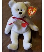 •Rare Error Beanie babie• (VALENTINO BEAR 1993) - $18,300.00