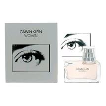 Calvin Klein Woman Perfume 1.7 Oz Eau De Parfum Spray image 2