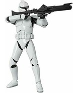 S.H.Figuarts Star Wars Clone Trooper Phase 1 About 150mm ABS & PVC Painte - $159.21