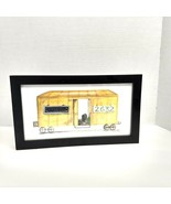 Spicher and Company Train Car Picture Wall Hanging Kolene Spicher Number... - $37.12
