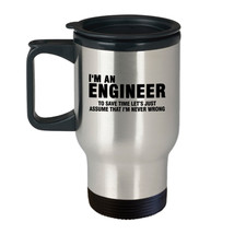Engineer Mug Collection Best Novelty Funny Birthday Gift for Engineer-Tr... - $18.95+