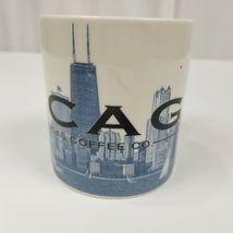 Starbucks Chicago Skyline Series Mug Coffee Cup Tea Large Windy City Barista image 6