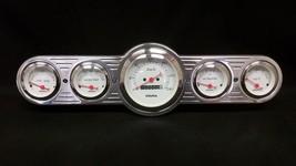 5 GAUGE UNIVERSAL STRAIGHT DASH CLUSTER METRIC - $224.05