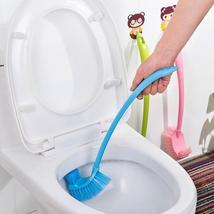 Honana BX-131 Thick Plastic Long Handle Toilet Brush Double Corner  Clea... - $14.89