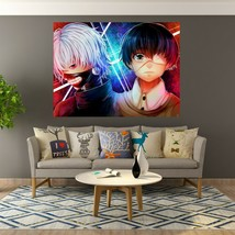 3D Tokyo Ghoul Avatar D156 Japan Anime Wall Stickers Wall Mural Decals Wendy - $19.22+