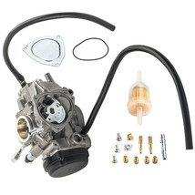 Carburetor for Suzuki KingQuad 300 LT-F300 LTF300F 4X4 2000-2002 13200-3... - $167.31