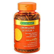 Nature's Bounty Immune 24 Hour +, 24 Hour Immune Support From Ester C, 100 Rapid - $30.99