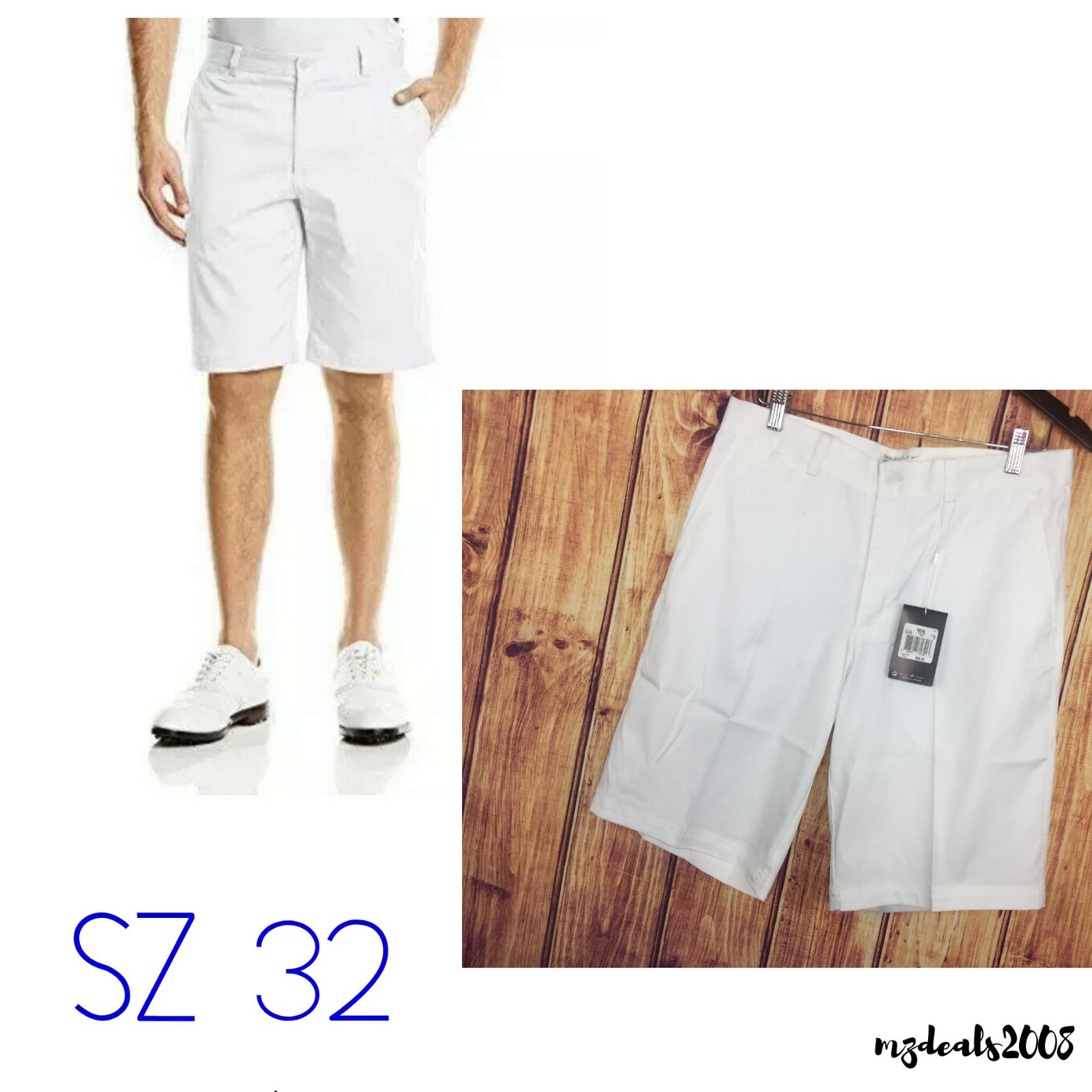 Nike Men/'s Flat Front Short MSRP $68