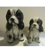 Springer Spaniel dog figurines - $26.27