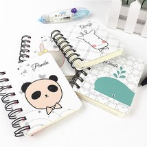 Cute Daily Weekly Planner Zoo Spiral Journal Notebook School Diary Girls... - $5.03 CAD