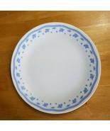 Vintage Corelle (Corning) Morning Blue  Dinner Plates 10 1/4 Inch (1) ONE - $4.90