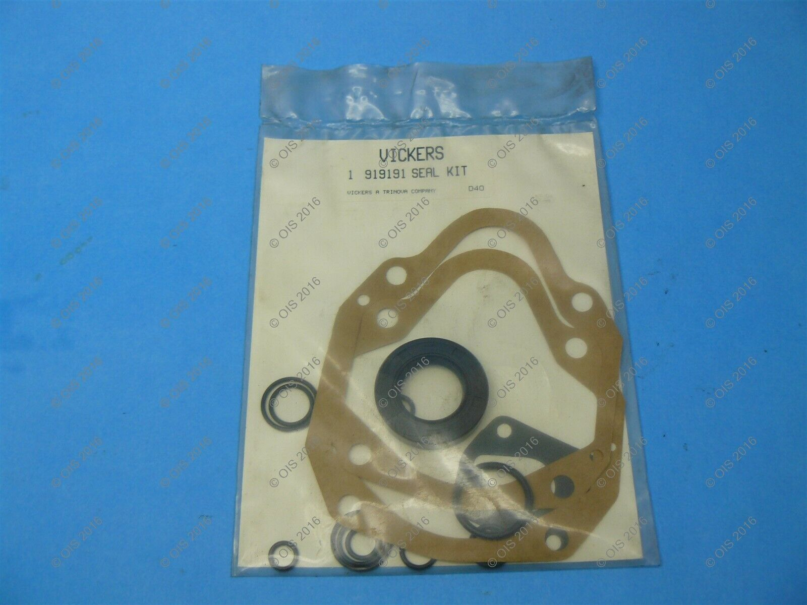 Primary image for Vickers 919191 Piston Pump Seal Kit PVB5/6 New