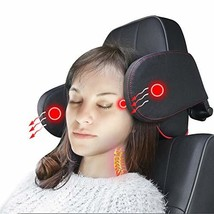 omotor Car Seat Pillow Headrest Neck Support Travel Sleeping Cushion for... - $33.39