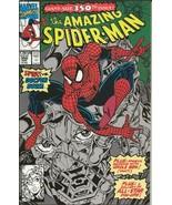 Amazing Spiderman #350 ORIGINAL Vintage 1991 Marvel Comics Doctor Doom - $12.19