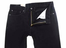 NEW LEVI'S STRAUSS 505 MEN'S ORIGINAL REGULAR FIT BLACK JEANS PANTS 505-0260 image 5