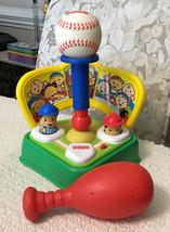 Fisher Price Brilliant Basics Baby's First Baseball - M4044, Developmental Toy - $35.64