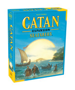 Klaus Teuber's Catan: Seafarers (Game Expansion) Asmodee CN3073 - $64.35
