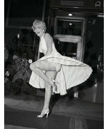Marilyn Monroe  Skirt Blowing Up Giclee Canvas Print - $29.95